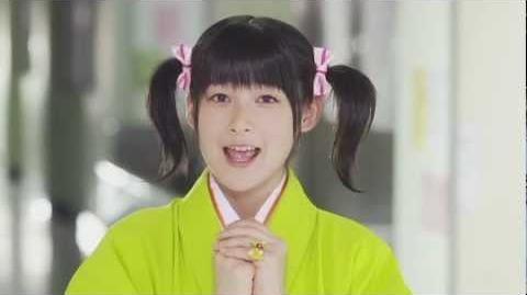 Berryz Koubou × ℃-ute - Amazuppai Haru ni Sakura Saku (MV) (Tsugunaga Momoko Solo Ver