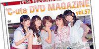 ℃-ute DVD Magazine Vol.57