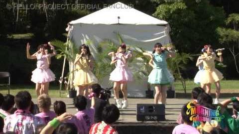 DVD「モーニング娘。'14ファンクラブツアー in HAWAII ~Me ka aloha pumehana!!~」-0