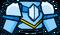 Blue Crystal Armor