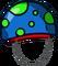 Mushroom Helmet