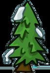Snowy Tree Small