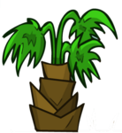 Tropical Tree Medium