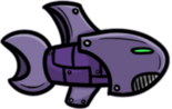 Shiny Sharktooth