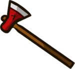 Log Splitting Axe
