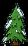 Snowy Tree Medium