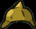 Pet Spartan Helmet