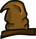 Crumby Wizard Hat