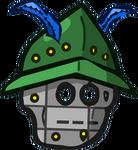 Steel Helmet Hat