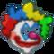 Clown Mask