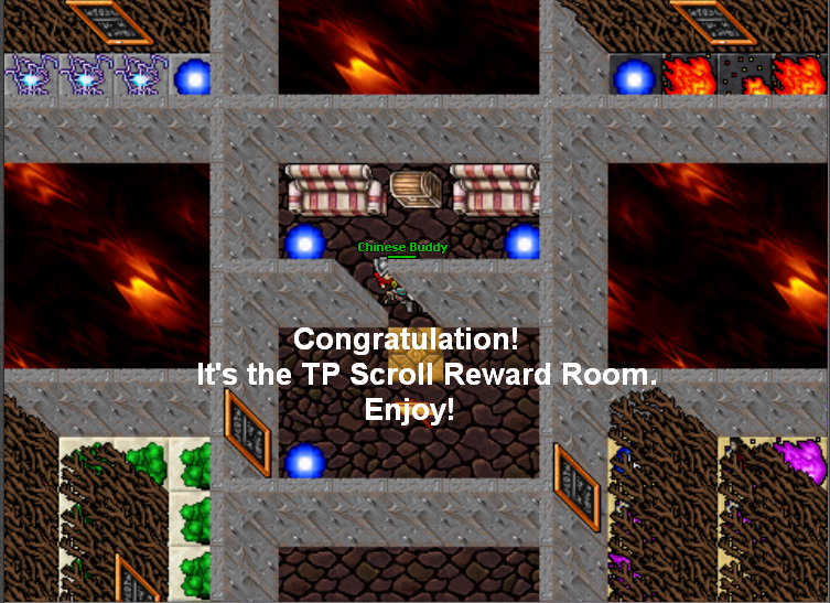 Teleport Scroll Quest 03