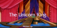 The Unicorn King