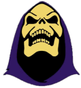 Skeletor-head