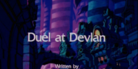 Duel at Devlan