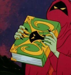 Eldritch book of spells
