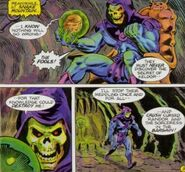 Skeletor - The Search for Keldor