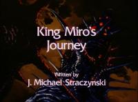 King Miro's Journey