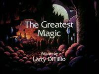 The Greatest Magic