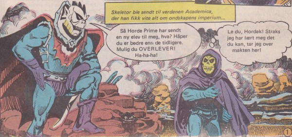 Image - Skeletor and Hordak on Academica.jpg | Wiki ...