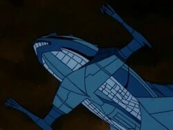 Horde Prime's Spaceship