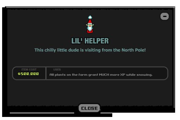 Lil' Helper