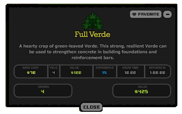 3 Full Verde