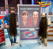 HD 2x15 instagram beard competition