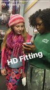 HDfitting