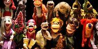 List of puppet improv puppets