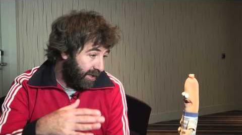 David O'Doherty Explains How to Be Irish No You Shut Up!