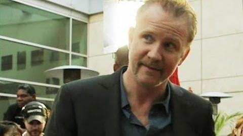 Morgan Spurlock Interviewed by Puppet Harry Knowles