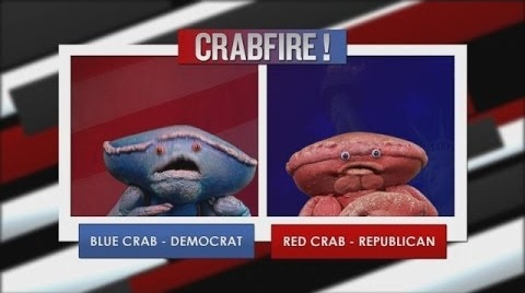 File:Red and Blue Crab.jpg