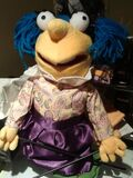 AudienceGirl-Puppet
