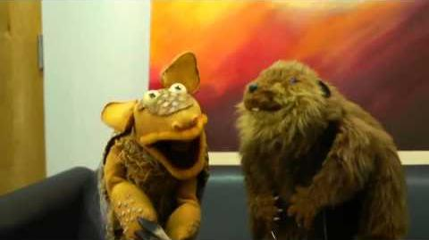 Brian Henson's Miskreant Puppets Cause Trouble In Strombo's Green Room-0