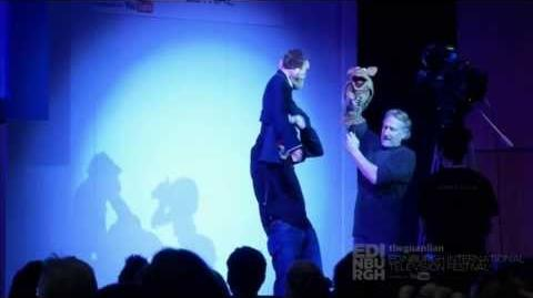 GEITF 2013 - Brian Henson's Evolution of Puppetry