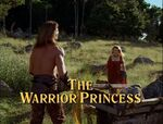 Warrior princess title