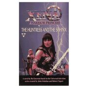 Xena Huntress and Sphinx