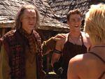Virgil meets Xena and Gabs