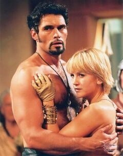 Gabrielle and Ares