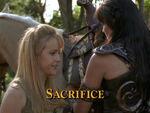 Sacrifice I TITLE
