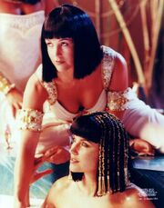 Xena and Gabrielle disguise