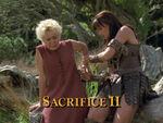 Sacrifice II Title