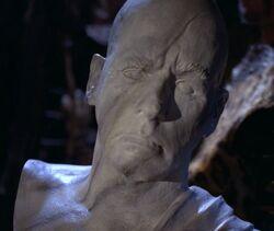 Cecrops bust