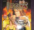 Hercules IV: with Dual Sword Slashing Action