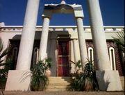 Omphale's palace