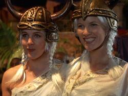 Gab Aphrodite twins