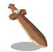 Peach Wood Sword