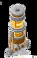 Electro-spring Axle