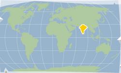Ganges Shark location