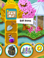 Sell Items